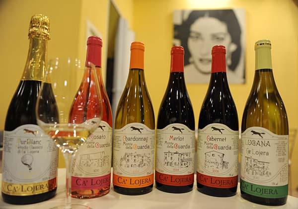 Cà Lojera's Wines