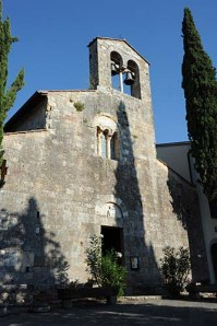 The Pieve of Pievescola
