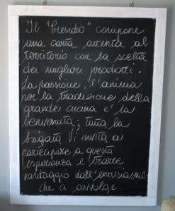 Il Presidio's Presentation
